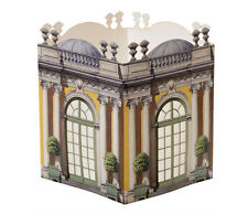 Architectural Watercolors THE BELVEDERE Paper Table Lantern 01064 classical