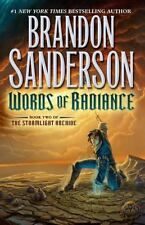 Stormlight Archive: Words of Radiance 2 by Brandon Sanderson (2014, Hardcover)