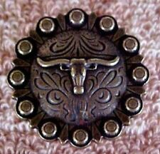 Western Texas Longhorn Cabinet Knobs & Drawer Pulls CP270AB