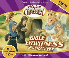 Adventures in Odyssey: Bible Eyewitness Collector's Set, AIO Team, Acceptable Bo