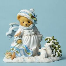 Cherished Teddies~SNOWDYN WHITE XMAS SERIES~NEW 2015~FREE SHIPPING