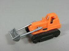 AUTO: Véhicules à chenilles (1. Série) - Chargeur frontal (orange)