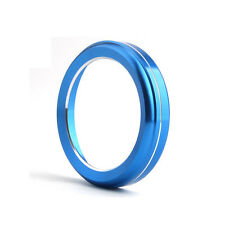 Blue Inner Accessories GPS Button Decoration Cover Trim Ring for Lexus CT200h 12