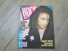 ROCK & FOLK N° 249  / FEVRIER 1988 / excellent état