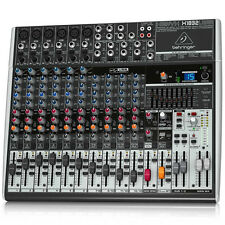 BEHRINGER XENYX X1832USB 18-Input 2-Bus Mixer USB Audio Interface + Warranty