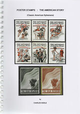 (I.B-CK) Cinderella Catalogue : Poster Stamps : The American Story