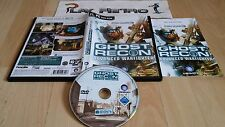 PC GHOST RECON ADVANCED WARFIGHTER COMPLETO PAL ESPAÑA