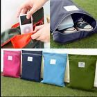 New Portable Waterproof Travel Tote Toiletries Laundry Shoe Pouch Storage Bag