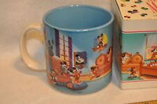 Animation Coffee Mug Cup Disney, Disneyland Mickey Mouse