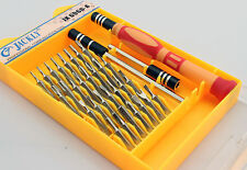 33 Pieces Precision Screwdriver Set Kit Torx Mobile Pone WII PS3 Repair