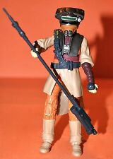 STAR WARS BLACK SERIES PRINCESS LEIA BOUSHH 6 INCH LOOSE COMPLETE