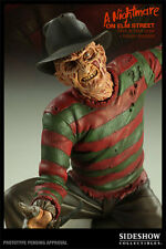 "Sideshow Exclusive Freddy Krueger: The Nightmare ""Fred in your head"" Diorama"