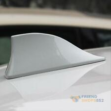 Universal Auto SUV Car Special Radio FM Shark Fin Antenna Aerial Signal White