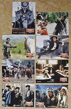 (Z078) Fotosatz + A1 Plakat SHANG-HIGH NOON - 2000 Jackie Chan, Owen Wilson