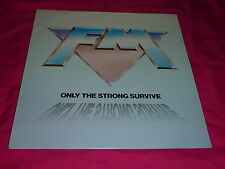 "12"" VINYL - FM - ONLY THE STRONG SURVIVE - UNPLAYED"