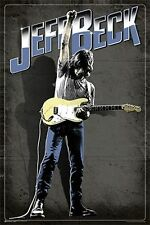JEFF BECK POSTER 24x36 - MUSIC 11035