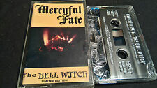 MERCYFUL FATE The Bell Witch *ULTRARARE LIMITED EDITION MC TAPE*