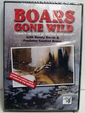 """Boars Gone Wild """"Rack Up Raccoons in the Ice and Snow (DVD) By Randy Smith"""