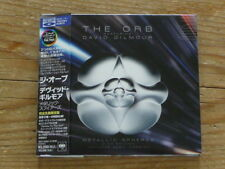 The Orb w/ David Gilmour: Metallic Spheres 2 Japan Blu-Spec CD (pink floyd Q