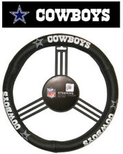 Dallas Cowboys Leather Steering Wheel Cover [NEW] NFL Car Auto Truck CDG