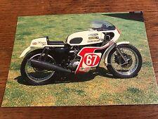 1970 741cc Triumph Trident T150 National Motorcycle Museum Postcard (B)