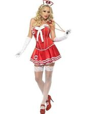 Fefer Boutique Nurse Costume New Adult Halloween Cristmas Sexy Women Medium Size
