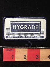 HYGRADE DISTRIBUTION AND DELIVERY SYSTEMS Patch Storage & Trucking 60C8