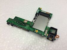 Medion E1311 E1312 Power button an aus Knopf Audio Micro LAN USB Board MS-1121A