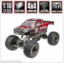 Redcat Racing Everest-10 1/10 Scale Rock Crawler RTR RED