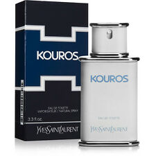 Kouros By Yves Saint Laurent  Edt Spray 3.3,3.4oz/100ml For Men New In Box