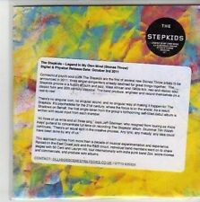 (CG906) The Stepkids, Legend In My Own Mind - 2011 DJ CD