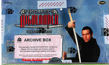 The Complete Highlander - The Archive Box - Sealed