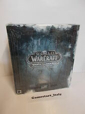 WORLD OF WARCRAFT WRATH OF THE LICH KING COLLECTOR'S LIMITED EDITION - NUOVA NEW