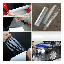 50cm x152cm Gloss Car Paint Protection Vinyl Film Wrap Sticker Clear Transparent
