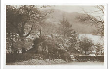 Poets Seat, Rydal Water RP PPC, Unposted, by G P Abraham