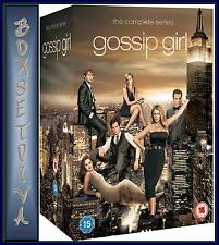 GOSSIP GIRL - COMPLETE SEASON SERIES 1 2 3 4 5 & 6 **BRAND NEW DVD BOXSET*