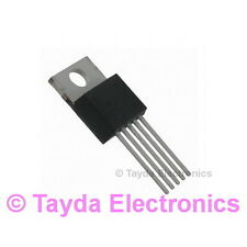 2 x LM2576 LM2576T-5.0 5.0V SWITCHING VOLTAGE REGULATOR IC - FREE SHIPPING