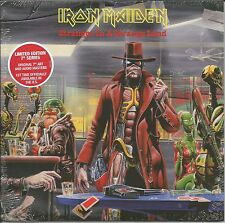 IRON MAIDEN Stranger in Strange land / Girl 5000 MADE 7 INCH vinyl SEALED 2014