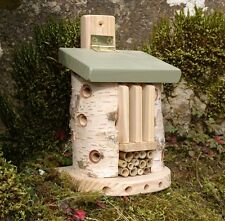 FRIENDLY BUG BARN Wildlife World Ladybird Hibernate Hotel | FREE Fast Delivery!