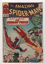 The Amazing Spiderman No. 17 G+ 2nd Green Goblin