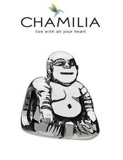 Genuine CHAMILIA 925 sterling silver BUDDHA charm bead RRP £35, peace & serenity