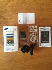 Samsung GALAXY Ace GT-S5830i-White, BRAND NEW WITH  WARRANTY