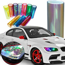 120CMx30CM Chameleon Vinyl Car Tint  Film Sticker Decal for Headlight Tail Light