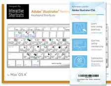 Adobe Illustrator CC (2015) Reference Guide For Mac OS X -Keyboard Shortcuts