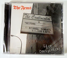 The Fems - Live At The Continental - RARE OOP - NEW in Shrinkwrap