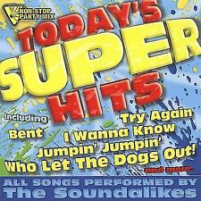 Today's Super Hits Various Artists Audio CD