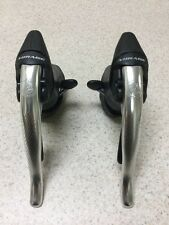 CAMPAGNOLO MIRAGE ERGO SHIFTER SET 8 SPEED DOUBLE OR TRIPLE