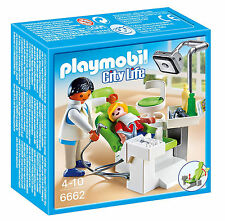 Toys Games Figures Playsets City Life Childrens Hospital Dentist with Patient
