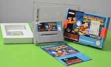 The Magical Quest Starring Mickey Mouse Super Nintendo SNES OVP