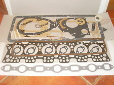 Jensen 541R and 541S, Complete Engine Gasket Set, New